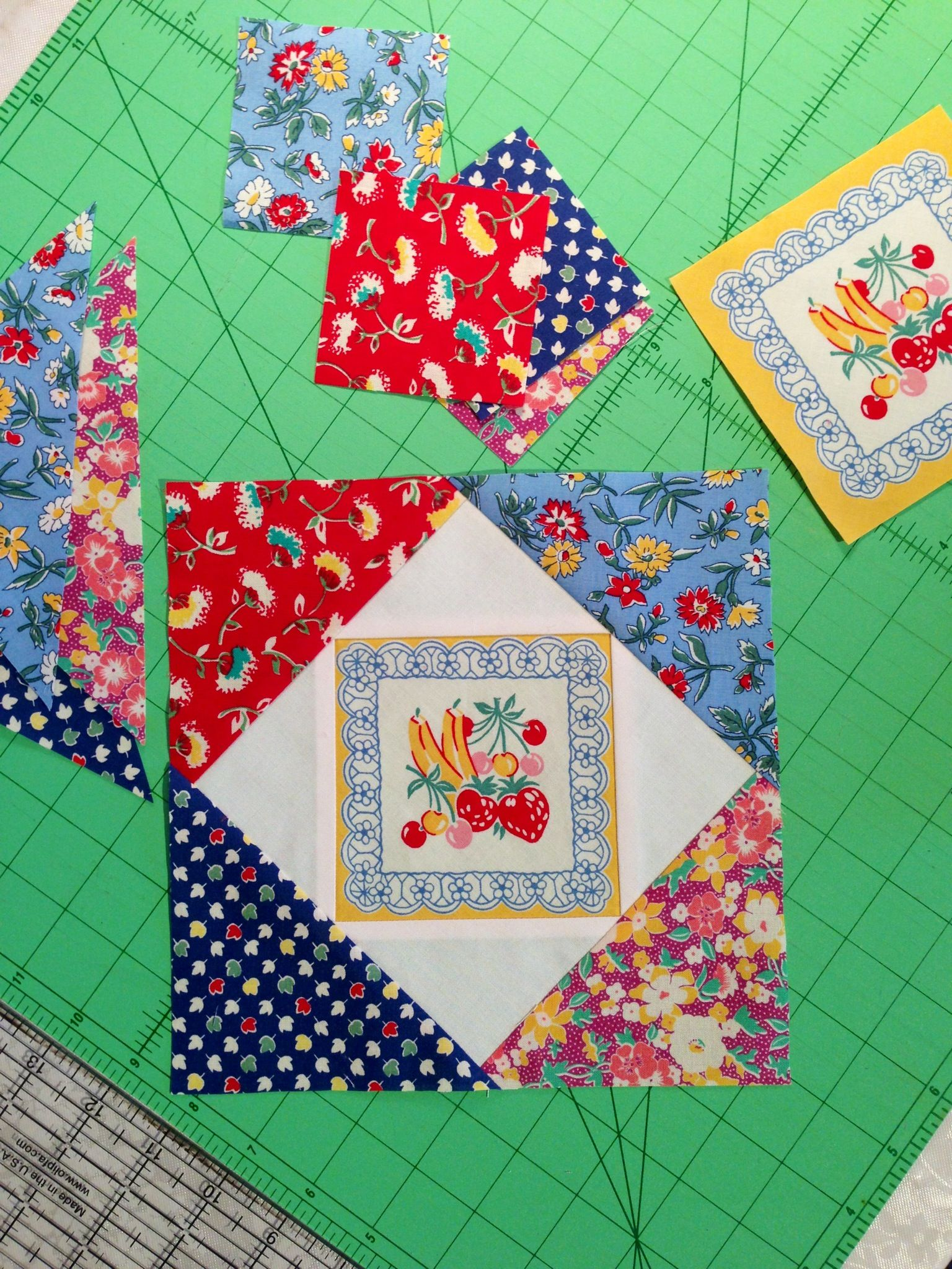 Pin by Aunt Pitty Pat on Quilt / Blocks Quilt block