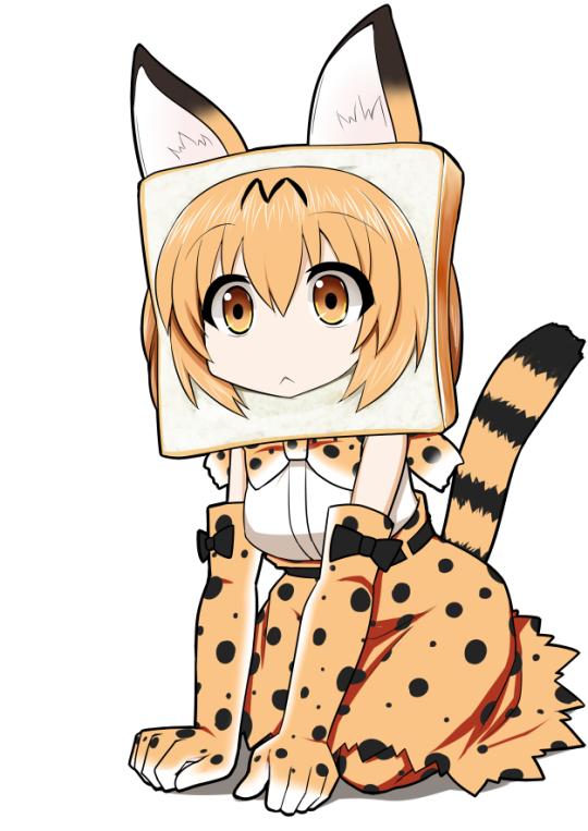 serval kemono friends
