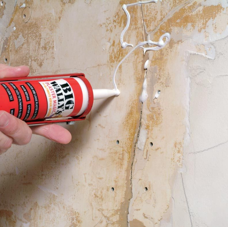 How To Patch Plaster Walls Diy Repair