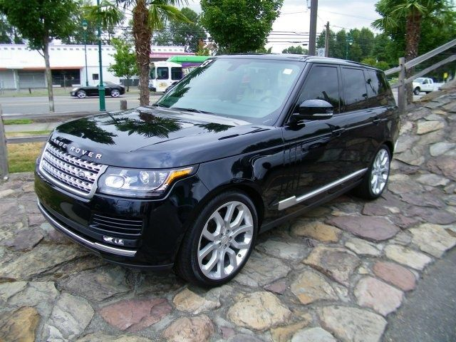 Used Land Rover Range Rover For Sale Cargurus Range Rover Hse Range Rover Land Rover