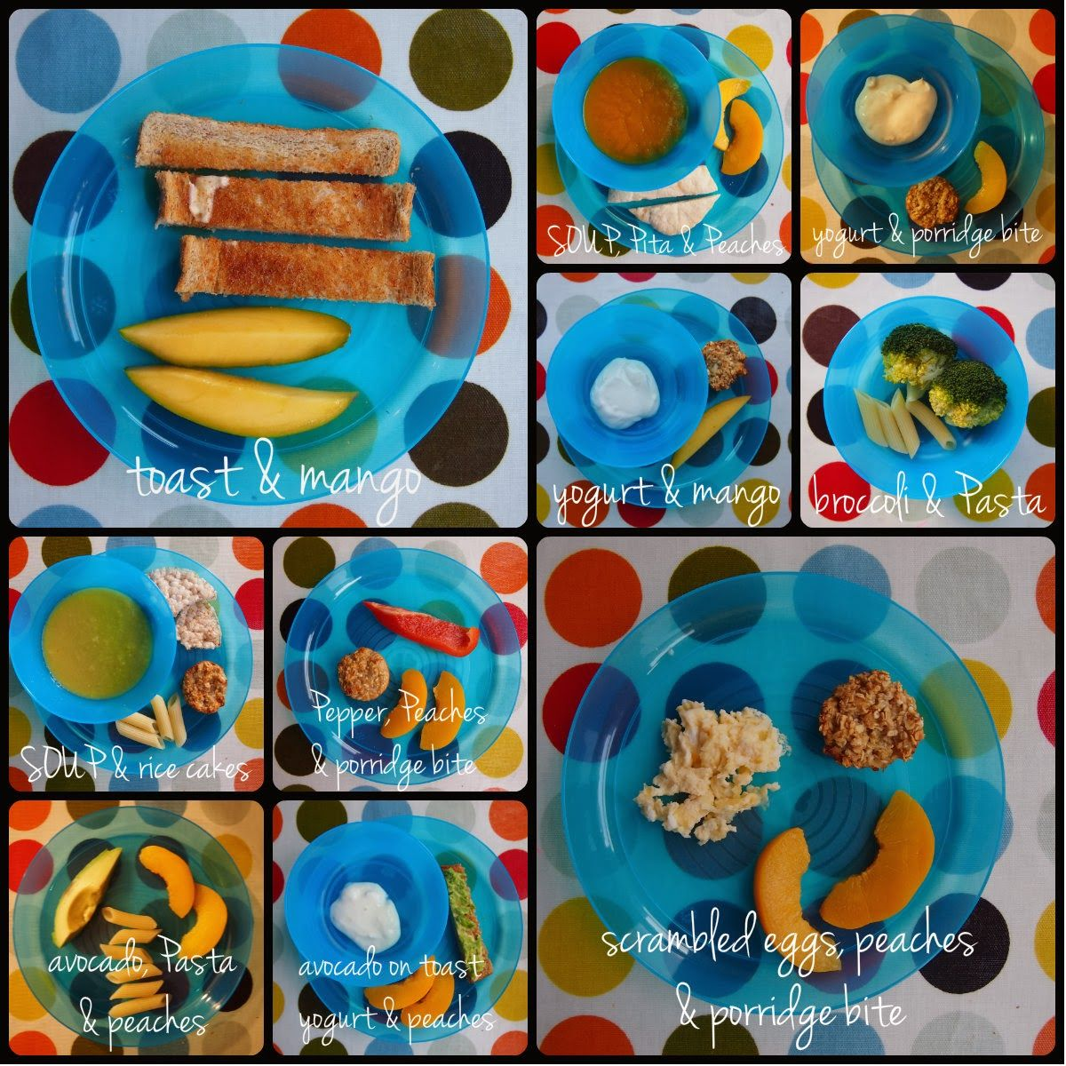 baby led weaning first foods uk