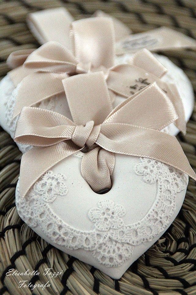 Segnaposto Per Matrimonio Natalizio : Gessi profumati per segnaposto matrimonio : bomboniere di armonia di