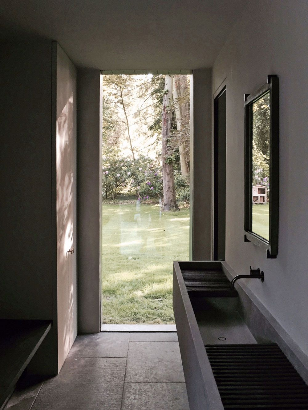 CD Pool House In Belgium By Marc Merckx