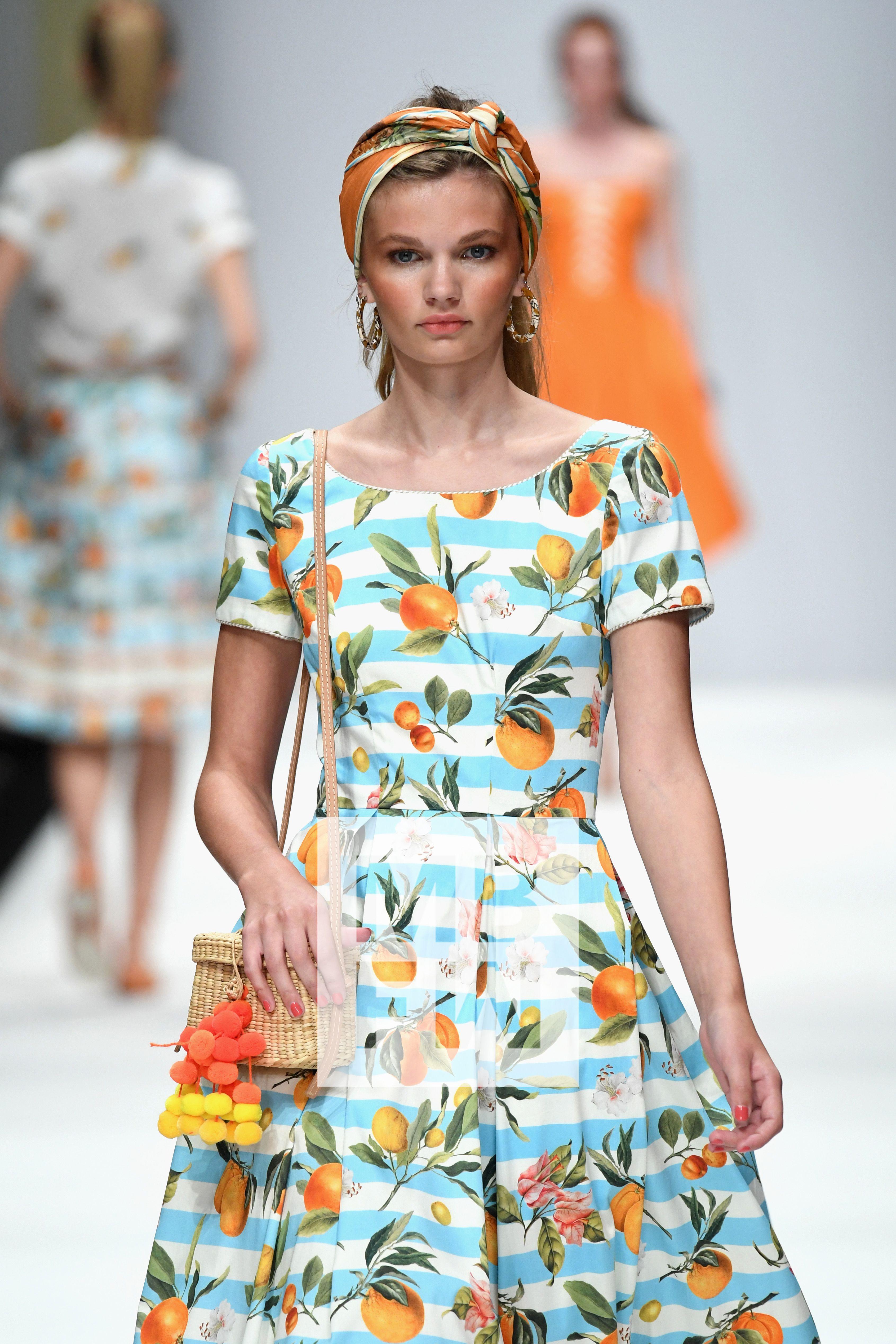 Lena Hoschek Lookbook Spring/Summer 16  MBFW  Modestil, Berlin