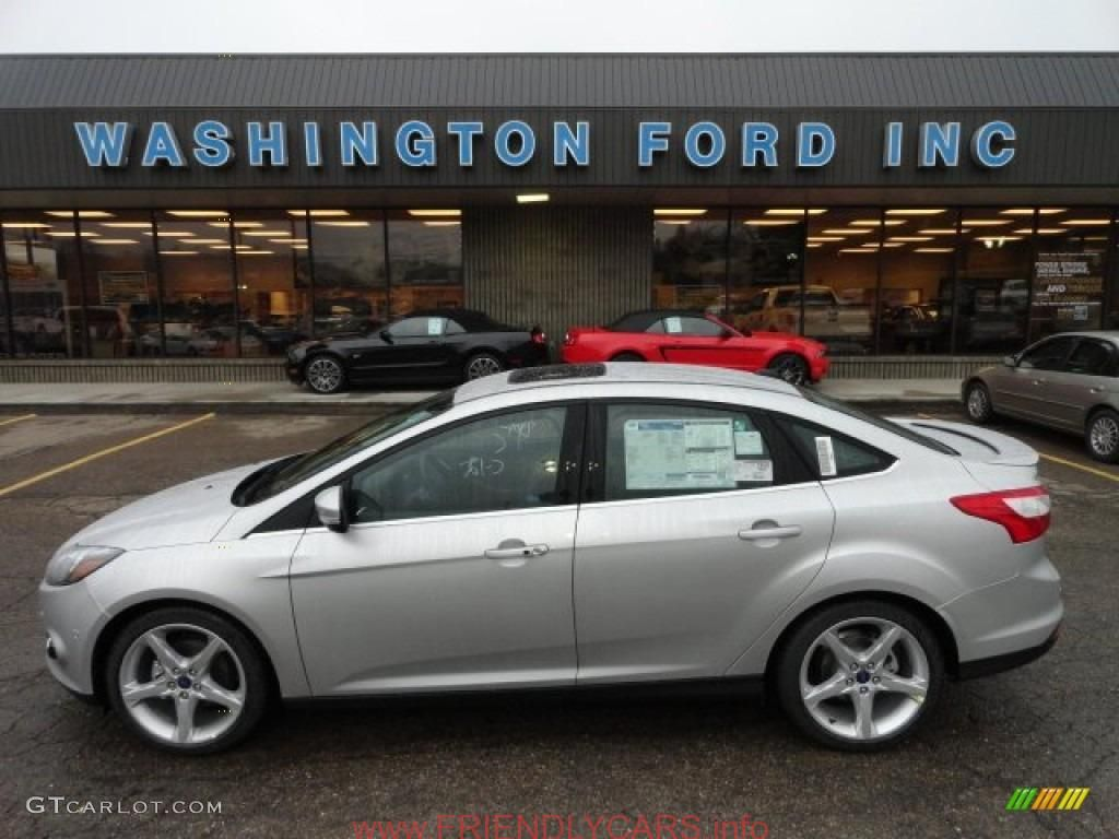 Cool Ford Focus 2013 Silver Car Images Hd 2012 Ingot Silver Metallic Ford Focus Titanium Sedan 56564167 Auto De Lujo Lujos Autos