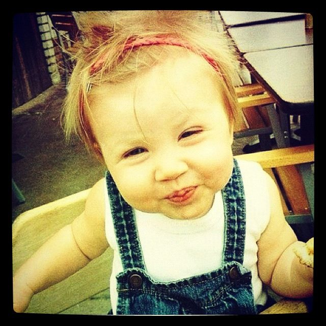 Baby lux!!!