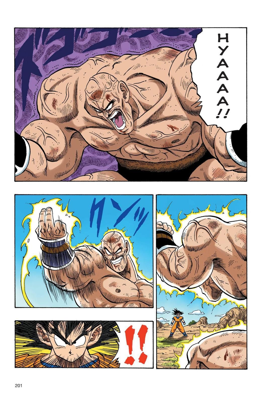 read dragon ball full color saiyan arc chapter 30 page 11 online