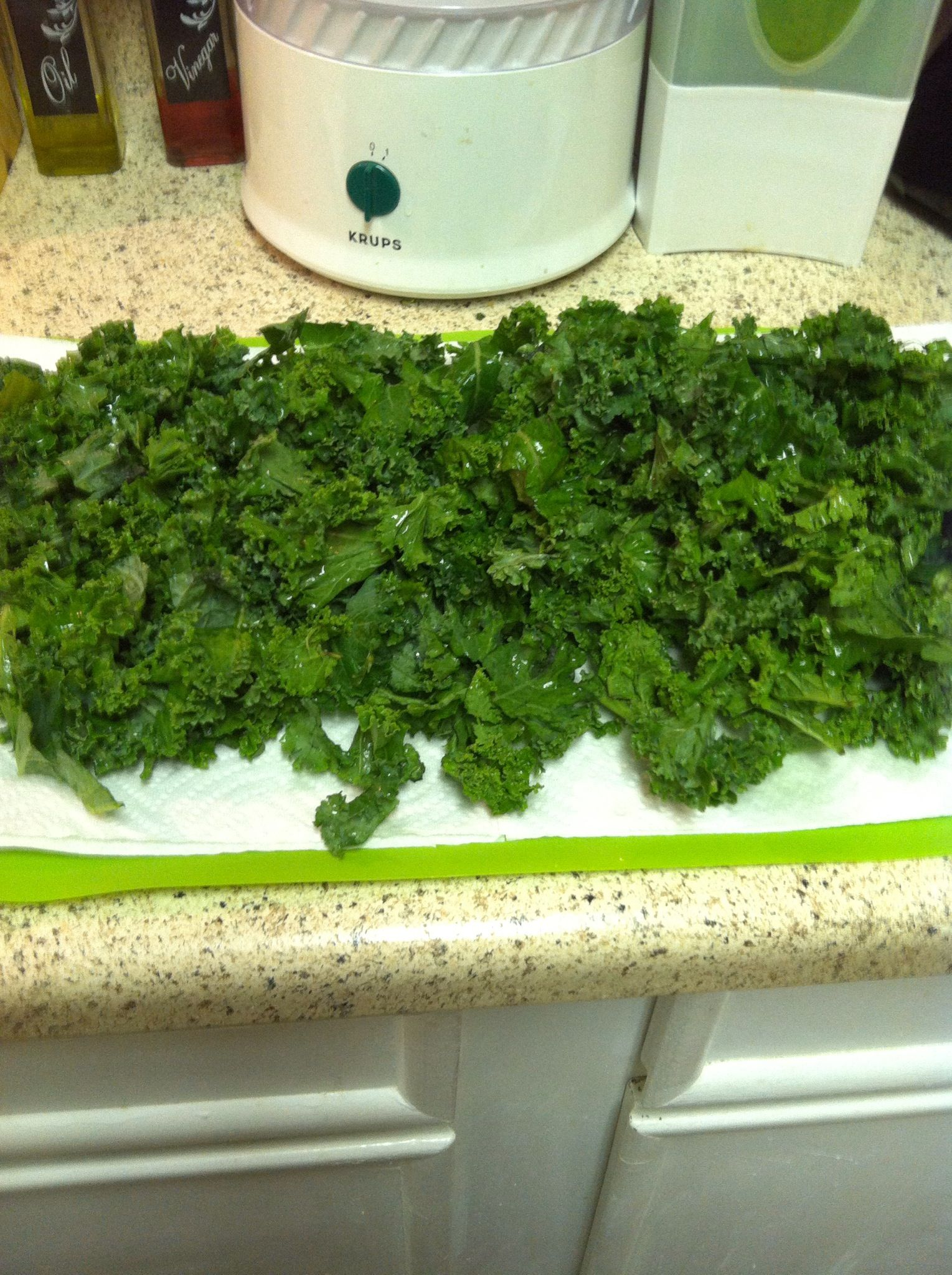 Watch How to Clean Kale video