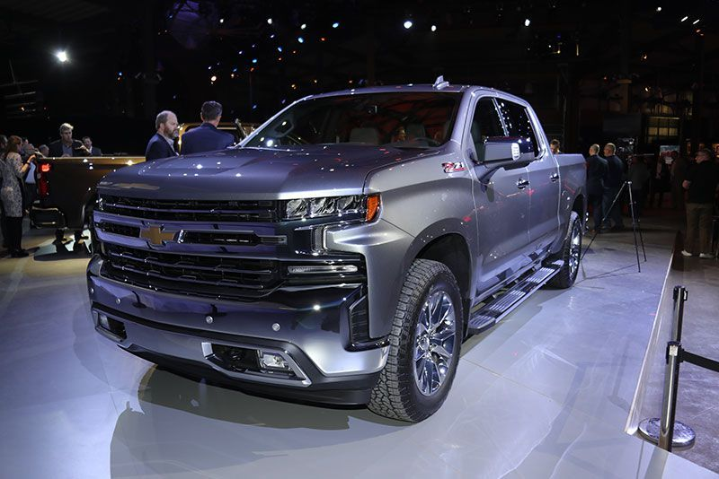 GM has taken the veils off the new lineup of 2019 ...