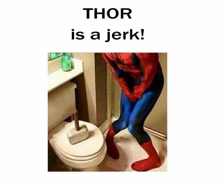 Image result for thor jerk