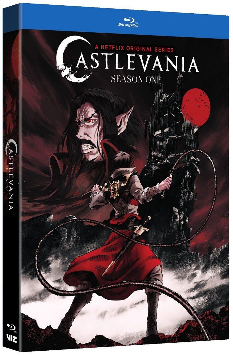 Anime Review Castlevania Season 1 (2017) Netflix
