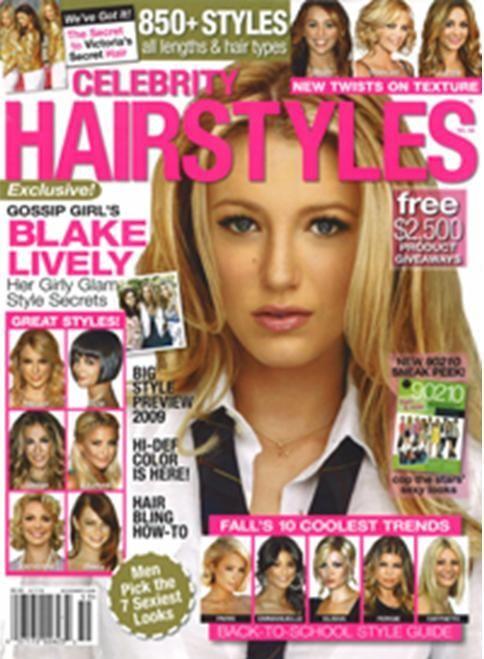 Hairstyle Magazine hair magazine june 2015 cover Hairstyle Magazines Celebrity Hairstyles