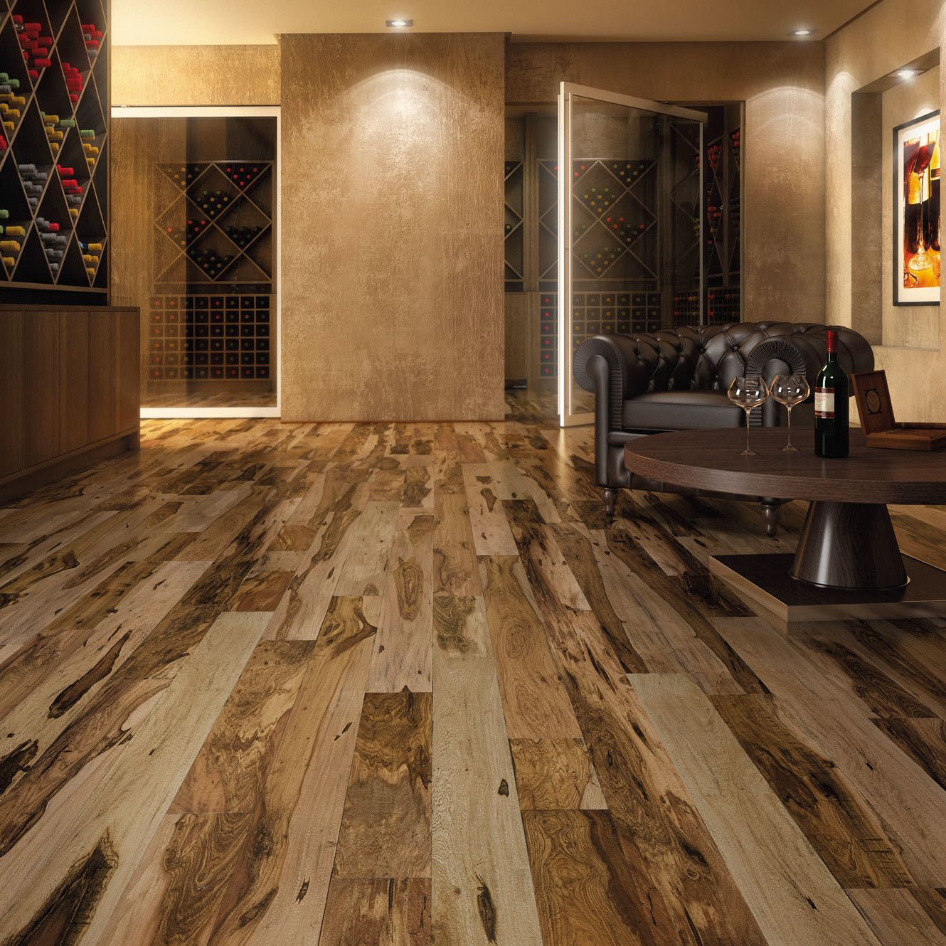 Brazilian Hardwood Flooring from Indus Parquet. This