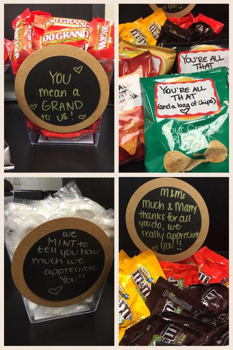 Pin by Talesa Wanless on DIY gifts in 2020 Employee