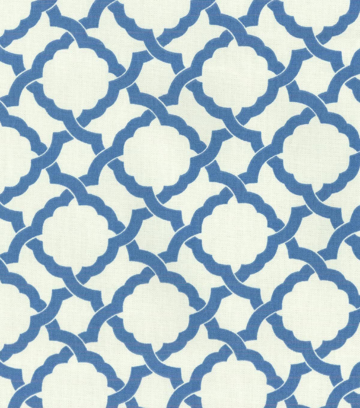 Waverly Upholstery Fabric 54 Kent Crossing Cornflower Fabric Decor Waverly Bedding Waverly Wallpaper