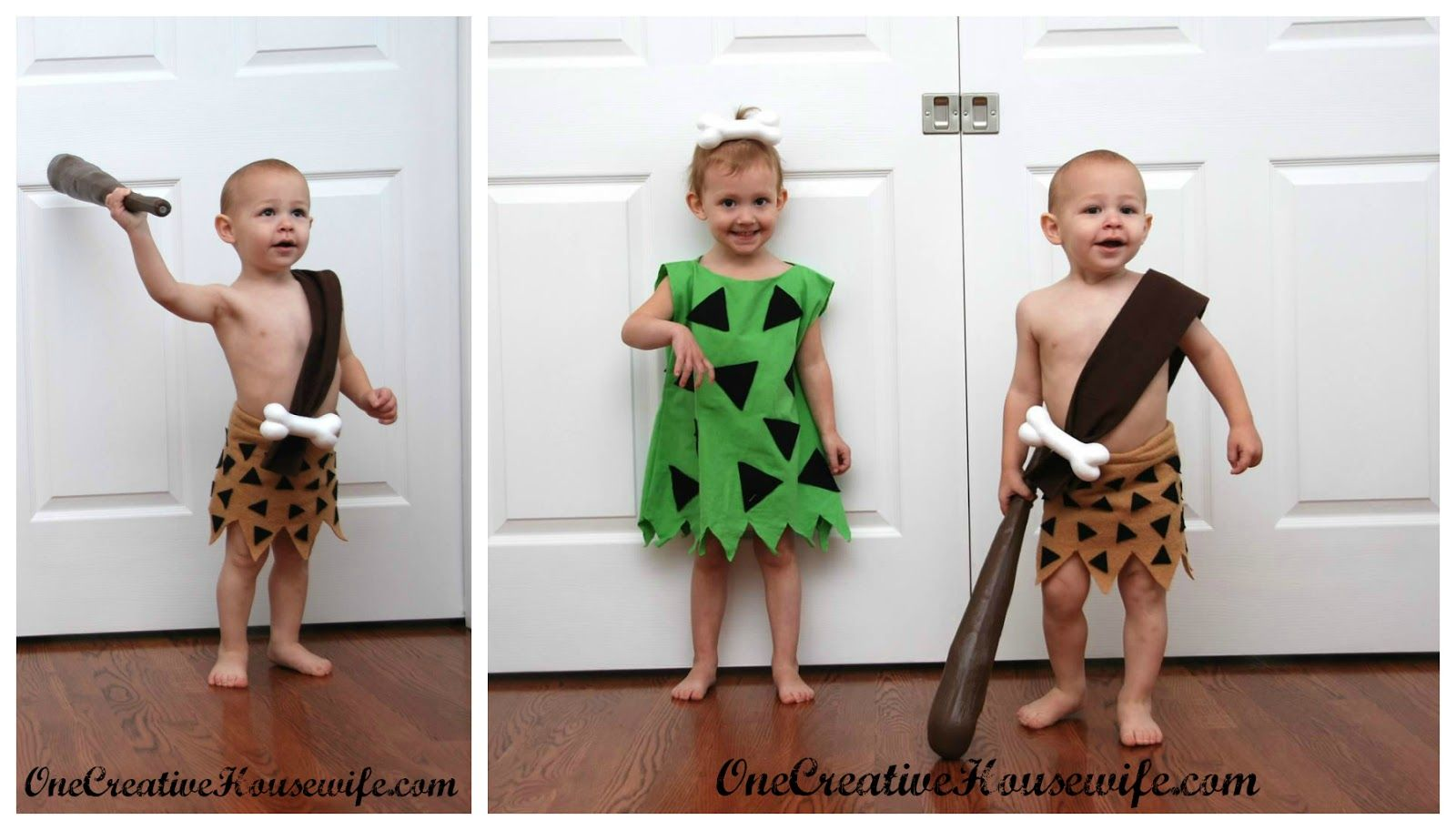 pebbles and bam bam halloween costumes for kids timykids pebbles and bam bam halloween costumes for kids timykids