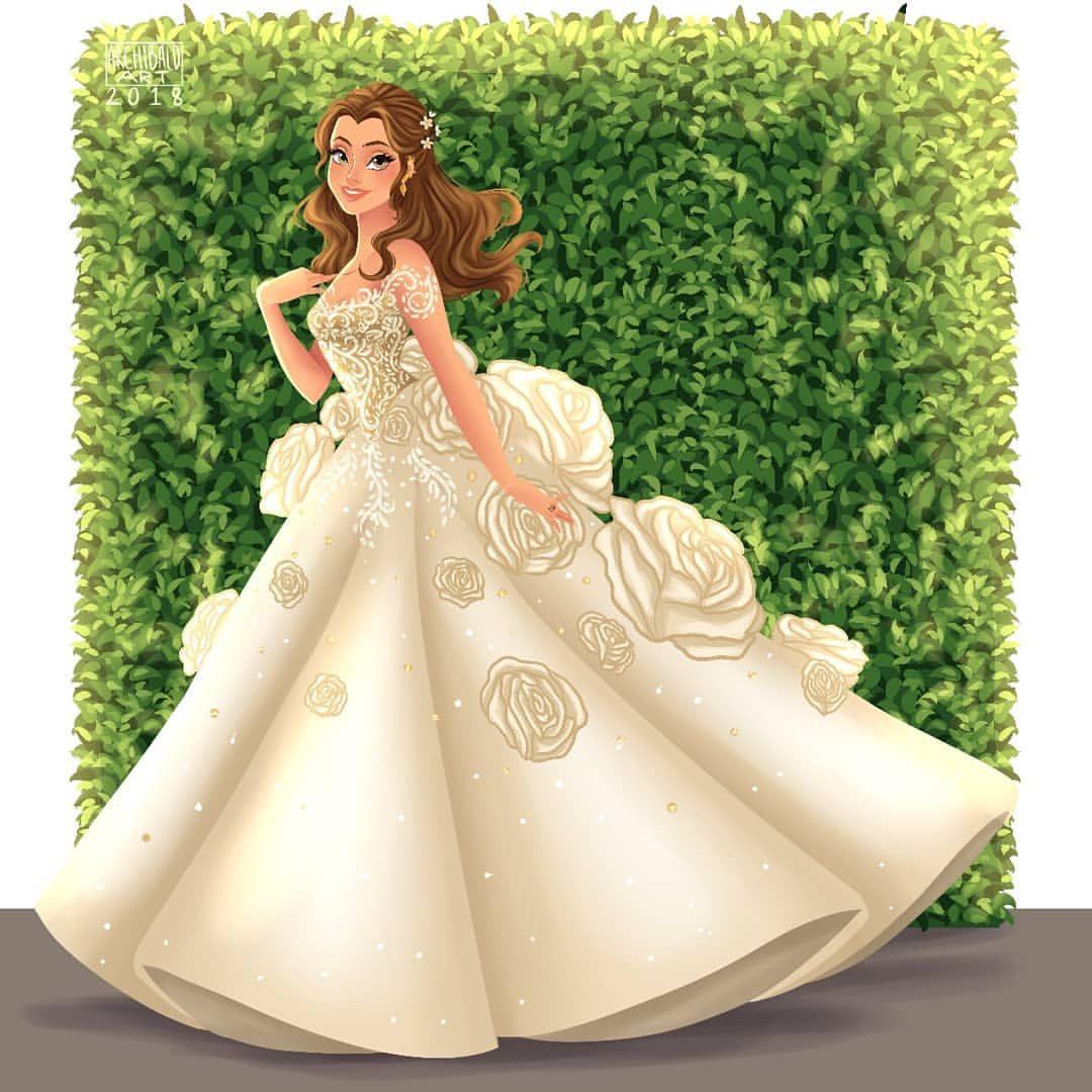Pin By Avani On Princesas Anime Disney Princess Modern Disney Princess Wedding Disney Princess Dresses [ 1080 x 1080 Pixel ]