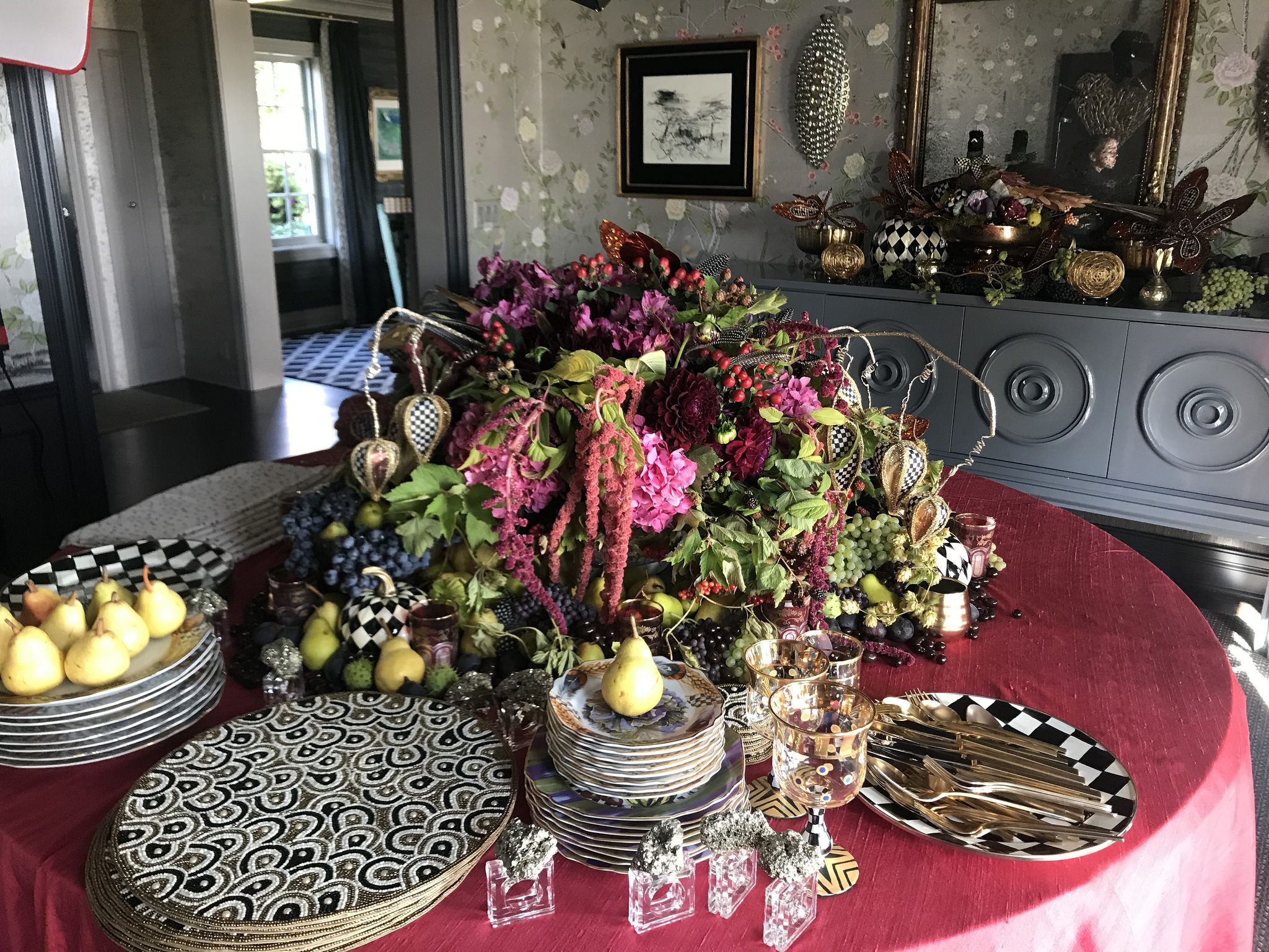 The Ultimate Thanksgiving Centerpiece Housekeeping