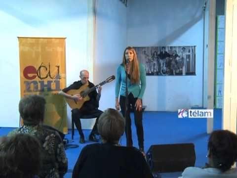 Cuarto Festival de Tango en el EcunHi