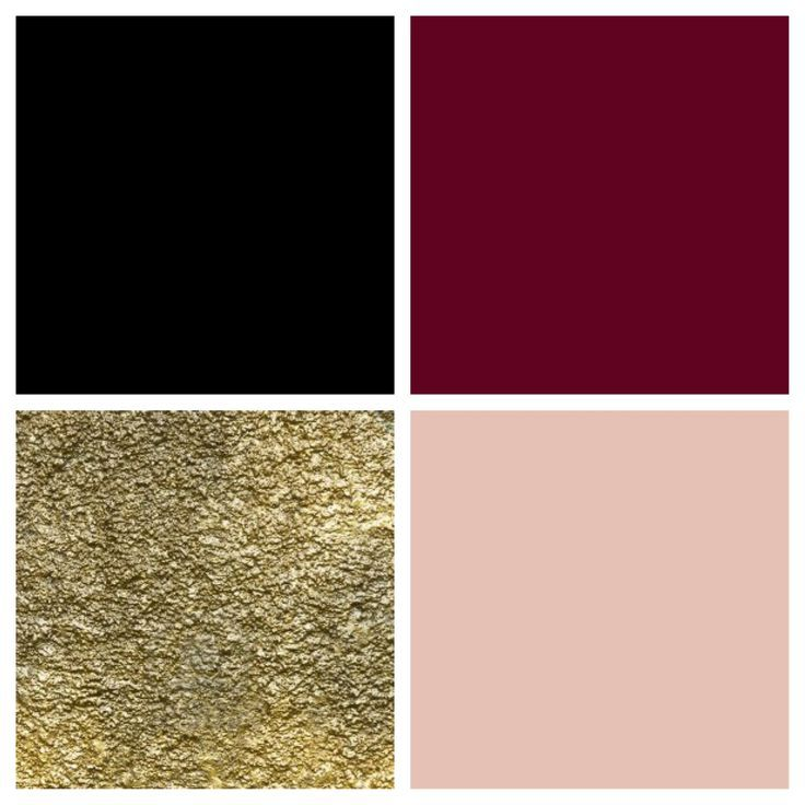 Red Wedding Colors Pink And Burgundy Cranberry Color