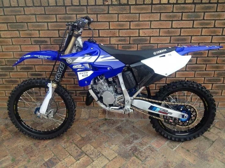 This Is A Yamaha Yz125 2 Stroke This Is The Dirt Bike I Want To