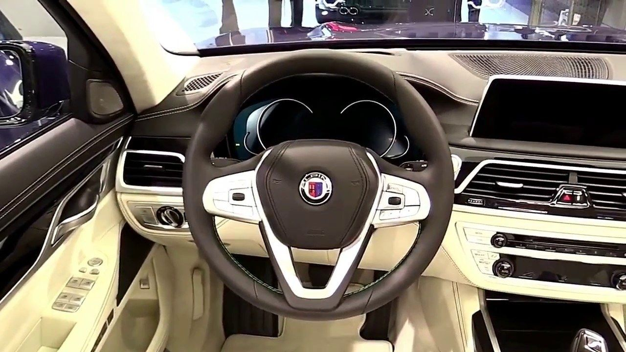 the 2018 bmw alpina b7 turbo maticpro fullsys features