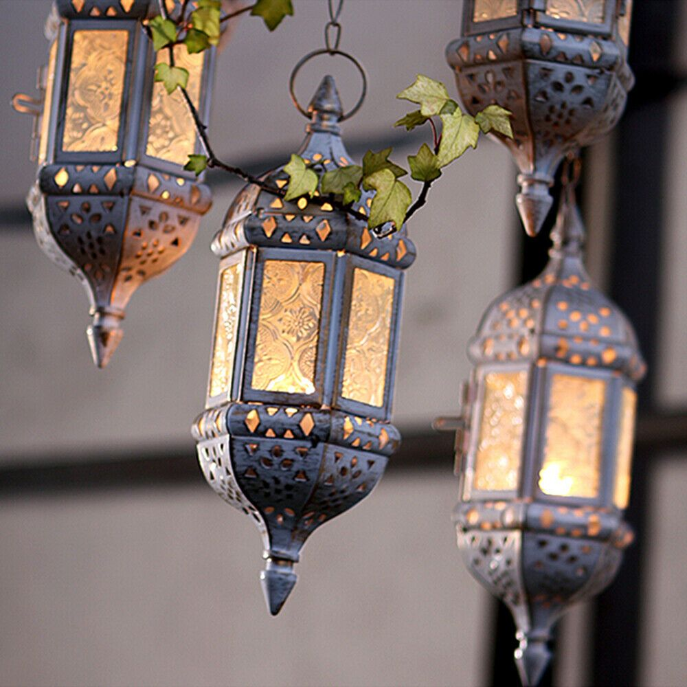 Beautiful Morocco Patio Outdoor Candle Chandeliers Hanging Lanterns Hanging Candle Holder Hanging Candle Lanterns Outdoor Candle Lanterns