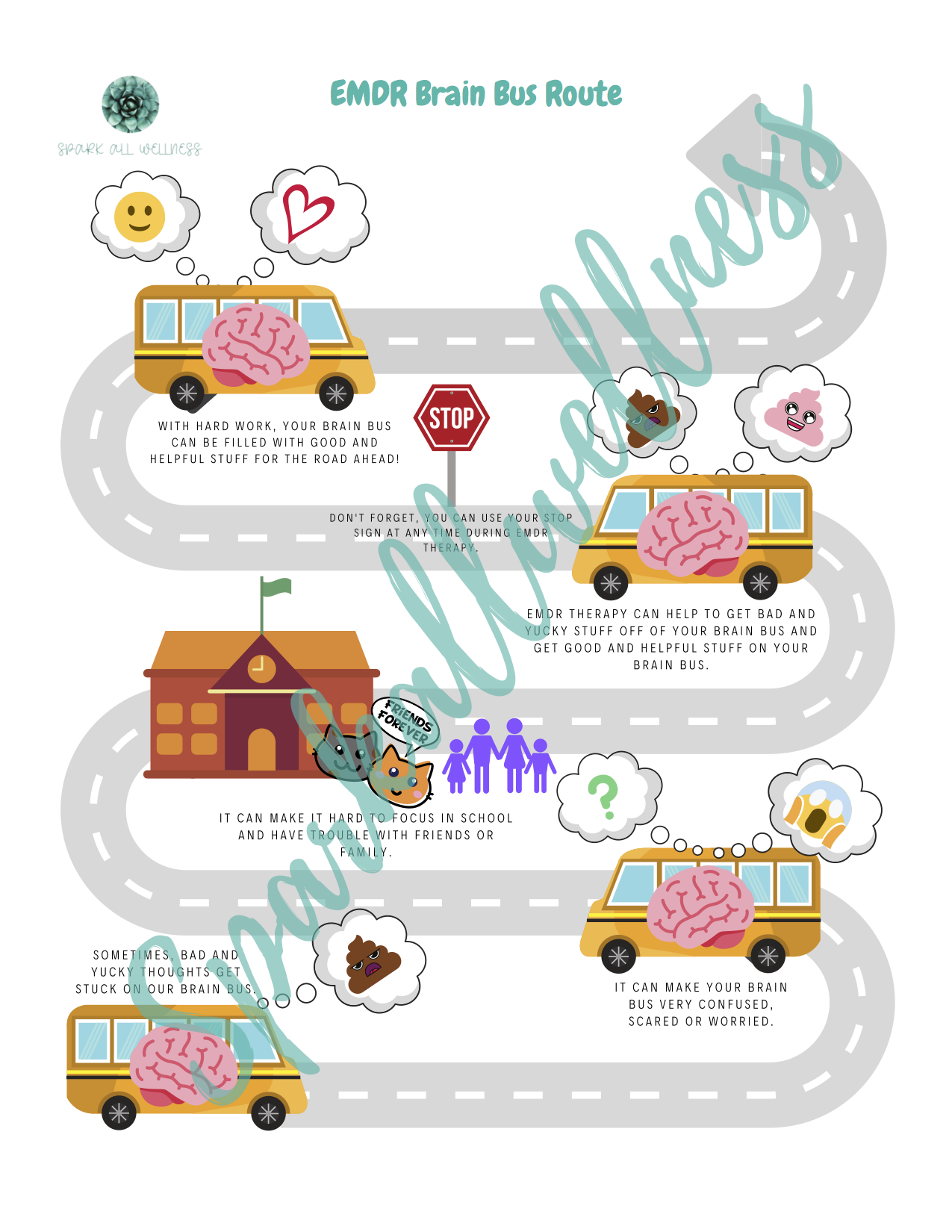 Emdr Bus Route Explanation In