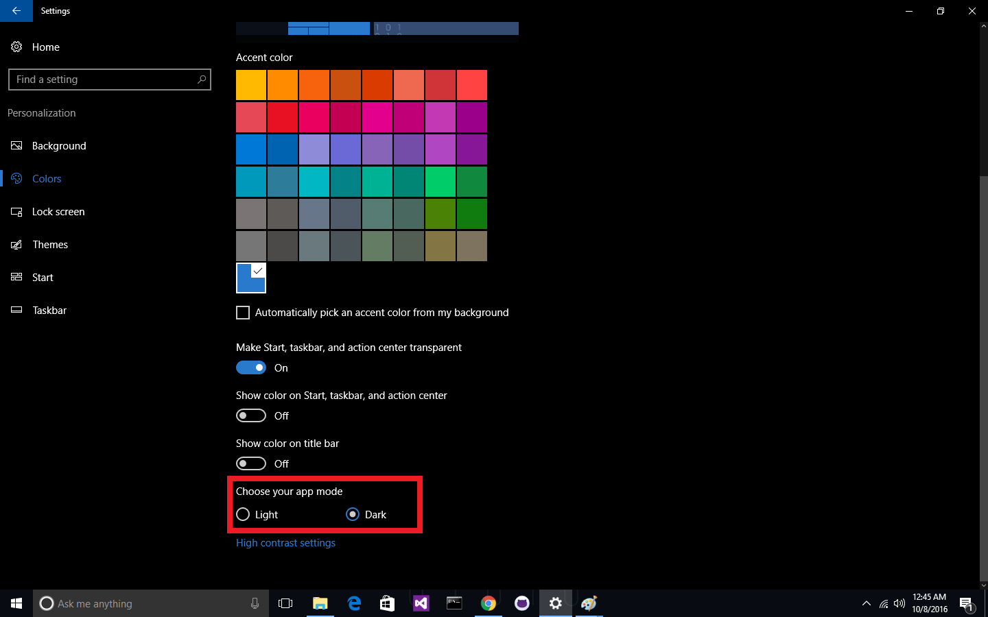 Enable Dark Mode in Windows 10 | wikiHow to Survive Technology