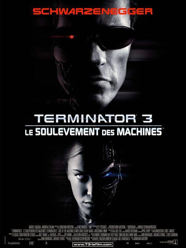 Terminator 3 Jonathan Mostow 2003 Peliculas Cine Carteles De Peliculas Famosas Peliculas Romanticas Completas