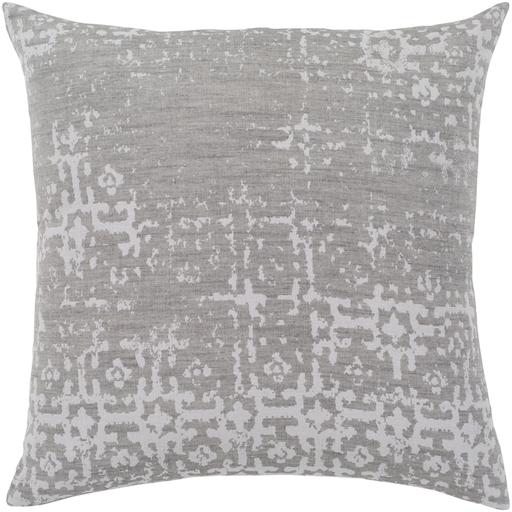 Smoke Square Pillow Set Of 2 White Throw Pillows Cotton Pillow Pillow Covers