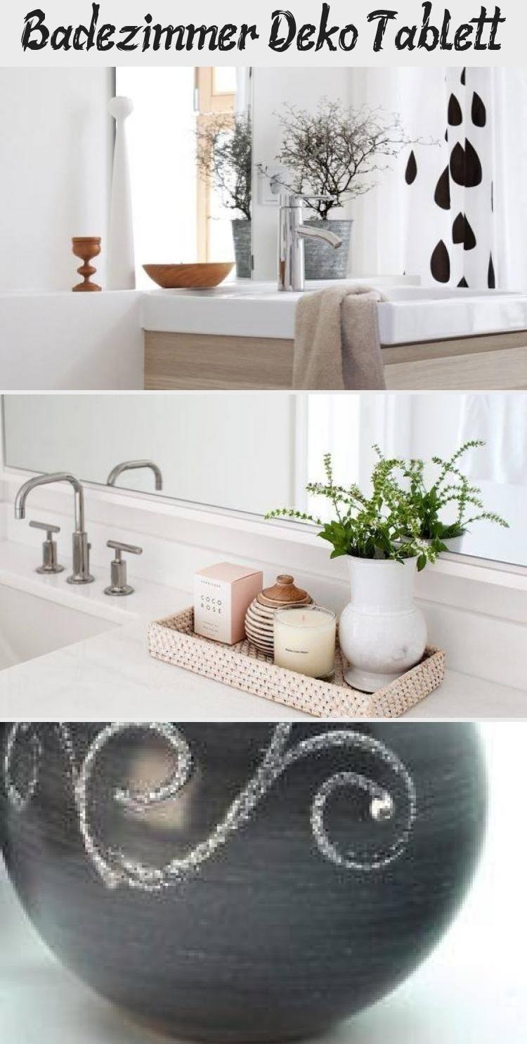 Badezimmer Deko Tablett  Badezimmer deko, Badezimmer, Badezimmer