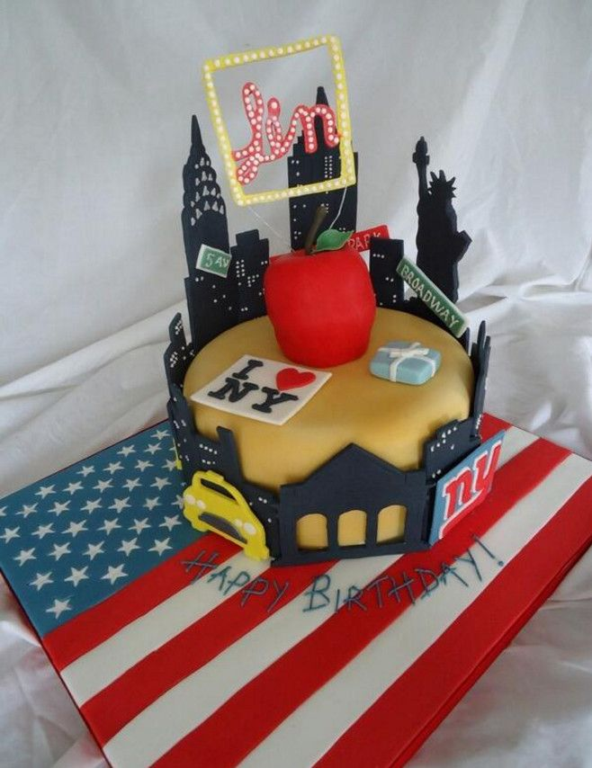 New York Themed Party Makes All The Difference Home Theme Ideas