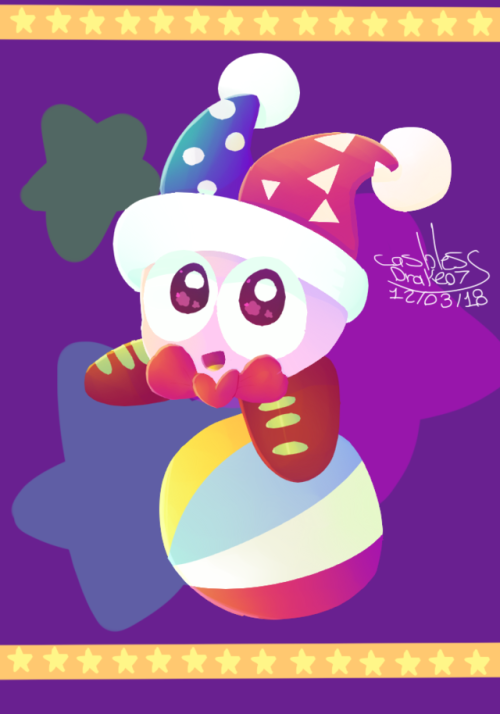 I Love Marx In Kirby Star Allies His So Dang Cute And A Little Op That Reaction Is The Same As Mine Except With A Hec Kirby Nintendo Fan Art