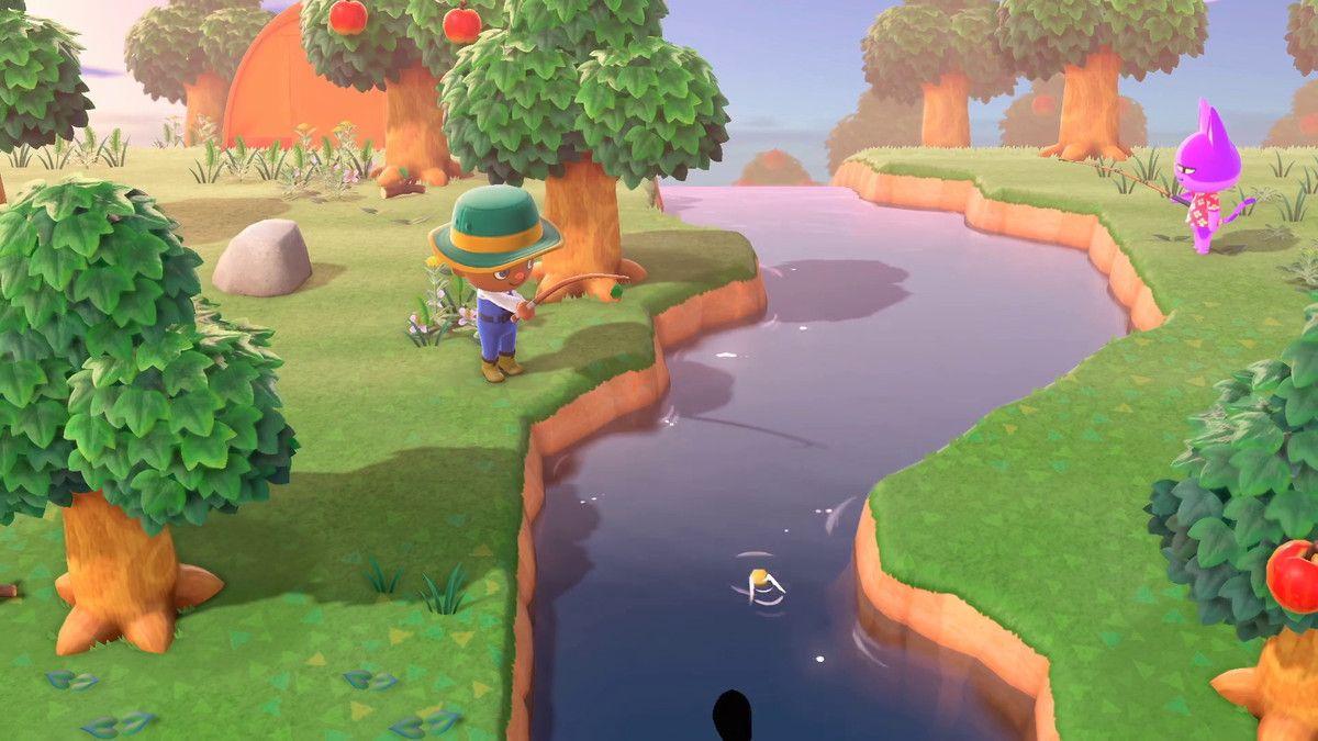 Pin By Wendy Schwartz Kaplan On Gaming Animal Crossing Animals Fishing Tournaments