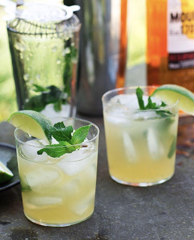 Dark Rum Southsides Recipe Dark Rum Rum Vegetable Drinks