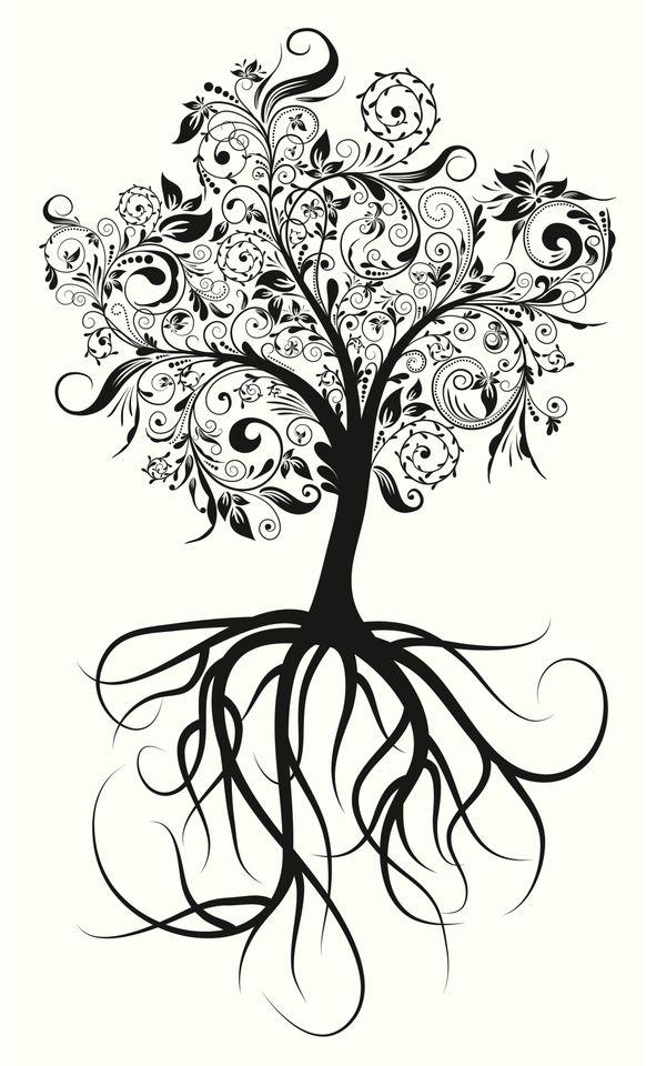 Ideas Para Tatuajes De árbol Tatuaje Arbol Tatuaje árbol De La Vida Tatuaje Del árbol De La Vida