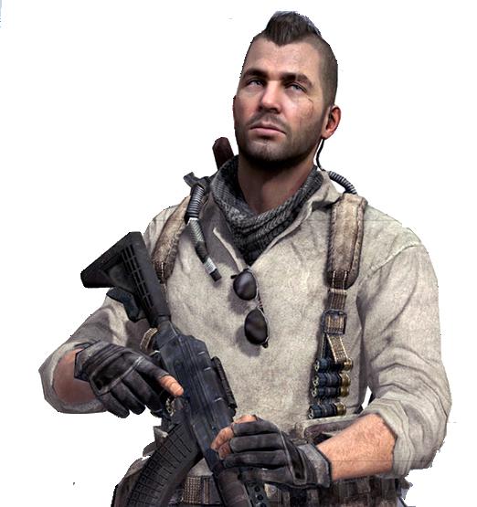 Soap Mactavish 3 Call Of Duty Black Ops Modern Warfare