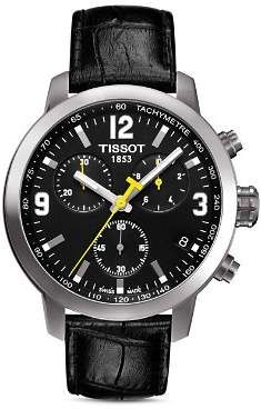 Tissot Prc 200 Chronograph, 41mm - Black #sportswatches