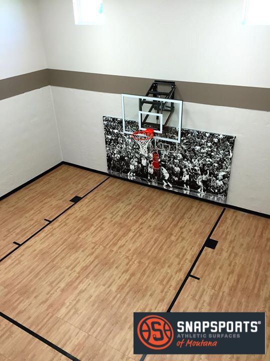 Looks Like Wood Without The Headache Or Cost Snapsports Homegyms