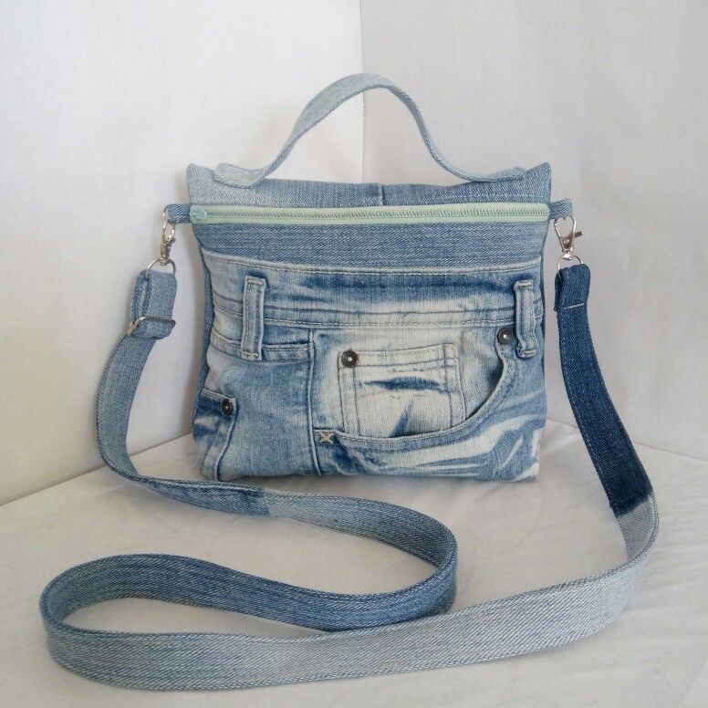 Photo of Denim small bag