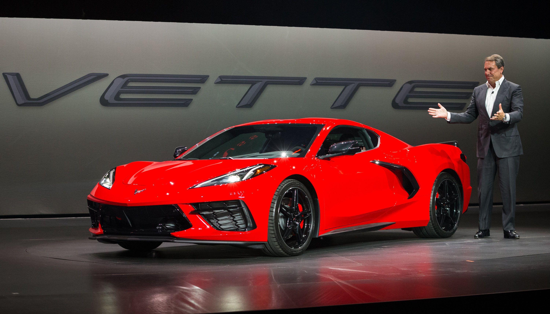 Chevrolet Will Lose Money On Base Price C8 Corvettes Report Chevrolet Corvette Stingray Corvette Stingray Corvette