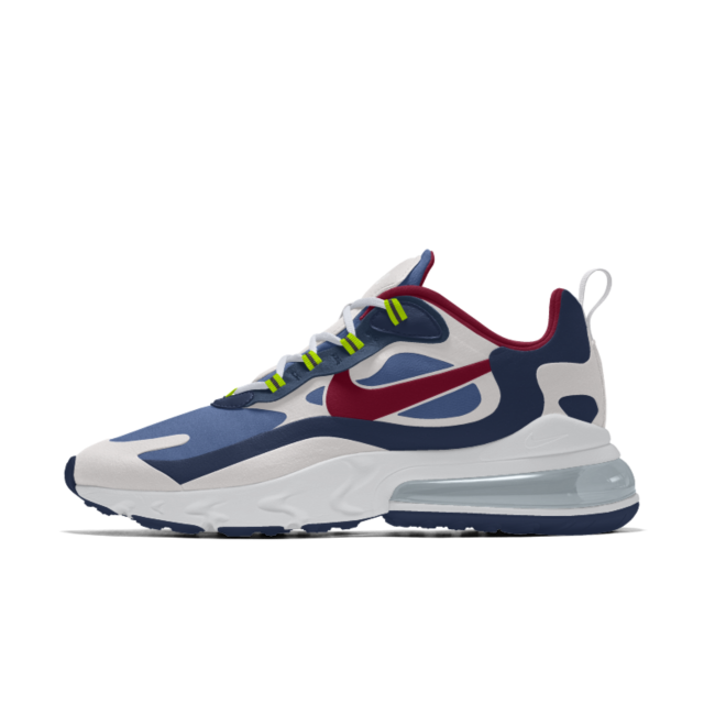 Chaussure personnalisable Nike Air Max 270 React By You