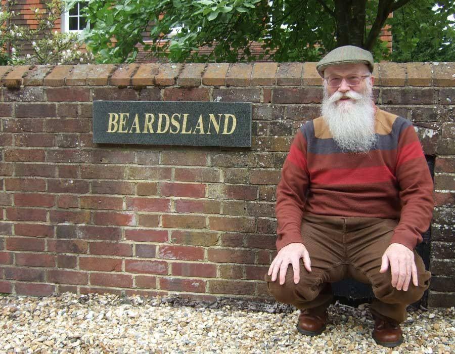 Beardsland - the land of beards.