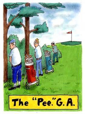 Golf Humor Golf Cartoons Renolds In The Rough #2 #golfequipment #golfhumor