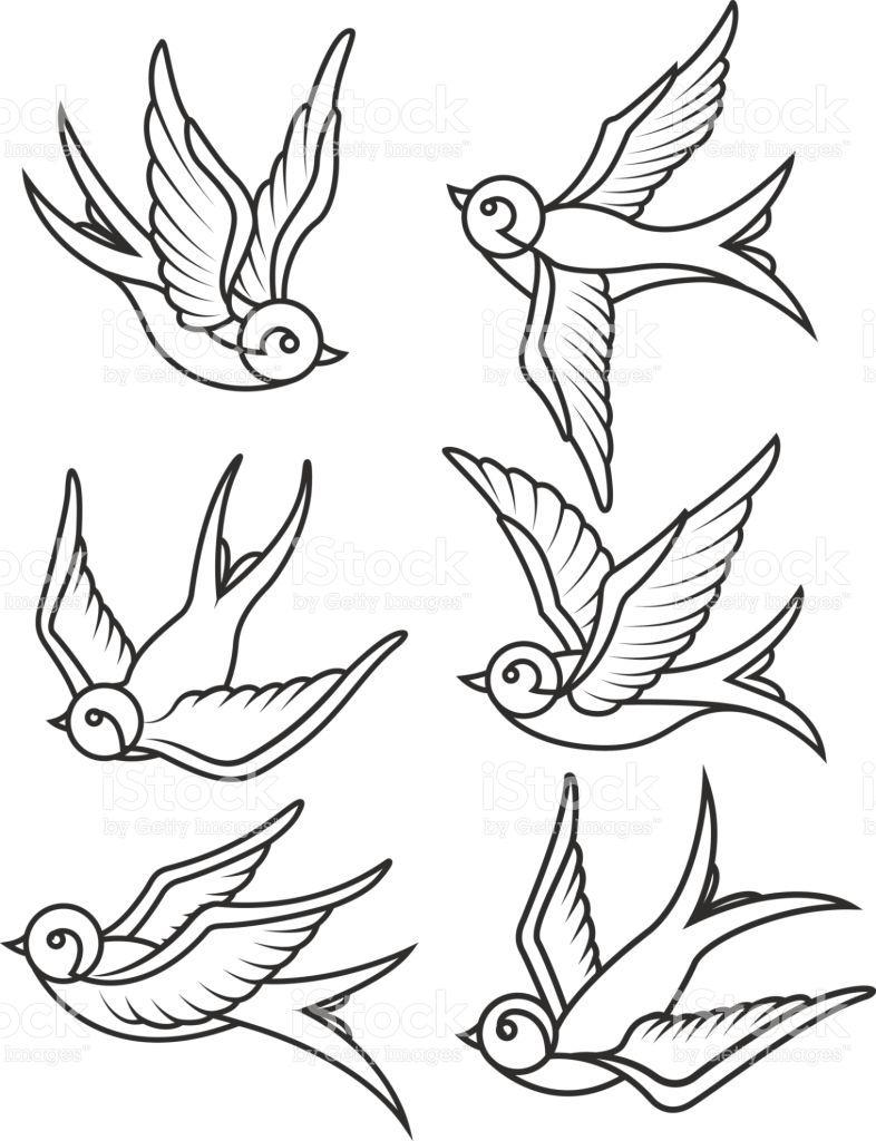 52 Vogel Tattoo Ideen Fur Die Erste Oder