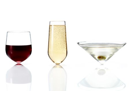 Bottomless Drinks Social Glassware Can T Be Set Down Full Designs Ideas On Dornob Glassware Mouth Blown Glass Modern Contemporary Design