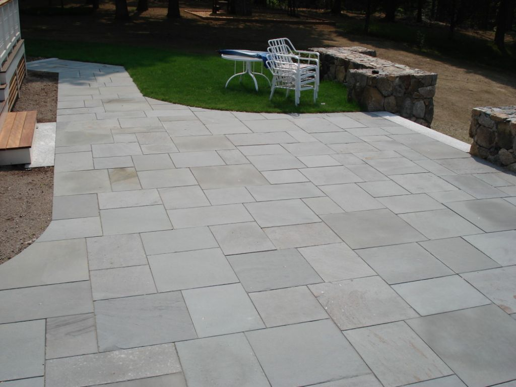 installing pavers in your yards yards patios and garden