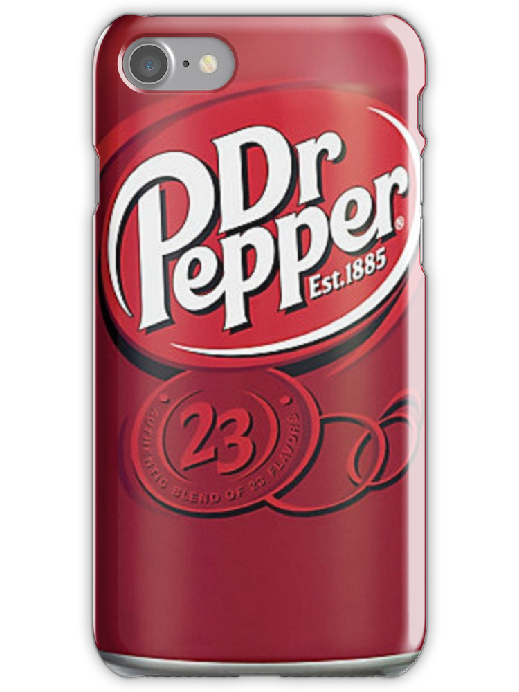 Doctor Pepper Iphone 7 Snap By Westvanilla Dr Pepper Stuffed Peppers Dr Pepper Can