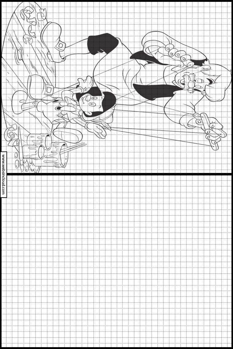 Disney 13 Apprendre à dessiner. Activités pour les enfants à